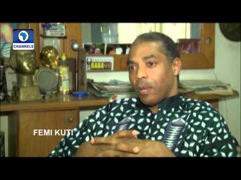 DNA TEST: I Did It To Know The Paternity Of My Kids -- Femi Kuti