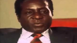 President Robert Mugabe 1976 Interview