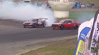 Yujin Drift Team I Runda Drift Open Toruń Motopark 2k17