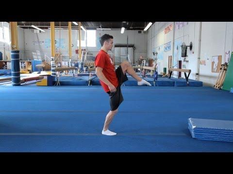 Backflip Tips   Gymnastics Lessons