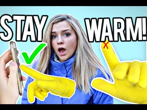 Winter Life Hacks You NEED To Know!
