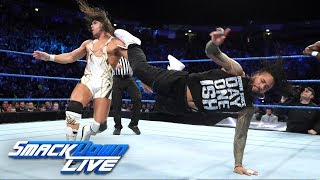 Usos vs. Benjamin & Gable - SmackDown Tag Team Title Match: SmackDown LIVE, Nov. 7, 2017