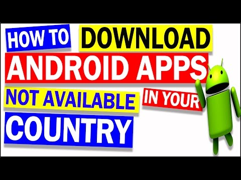 Download Any Android App In Any Country from PlayStore | No Restriction