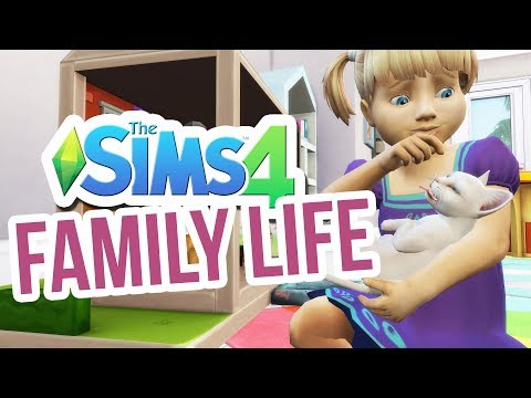 The Sims 4 | Family Life | Part 20 [Kitty!]