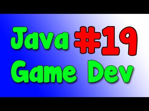 Java Game Development #19 - Starting Menu System