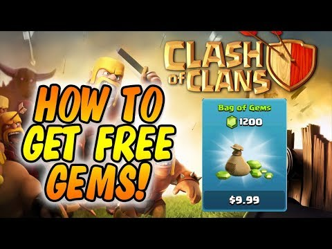 How to get free gems in coc in legal way ( Hindi )