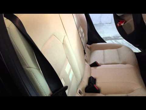Car seat covers Mercedes Benz GLA 2015