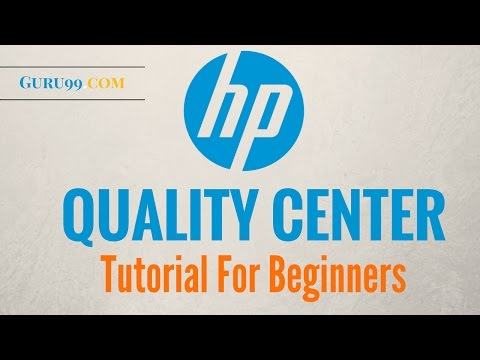 HP ALM /Quality Center Tutorial for Beginners