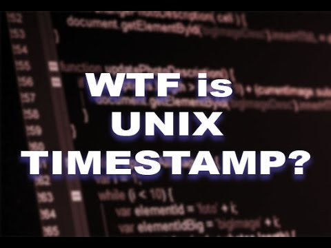 PHP Working with Unix Timestamp