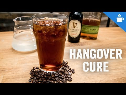 The Hangover Cure Drink... Does it Work?