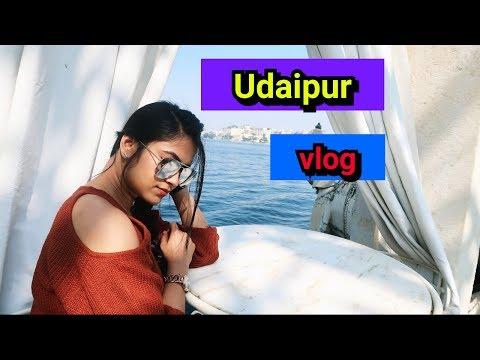 Udaipur Vlog-Trip To Udaipur// City of Lakes// Hairstyle Diaries