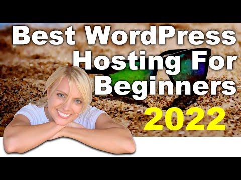 Best WordPress Hosting Tutorial | For Beginners | 2018