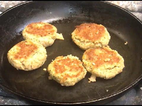 How To Make Tuna Fish Cakes