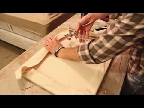 Stretching a Canvas For Beginners
