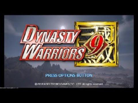 Dynasty Warriors 9 Opening Scene