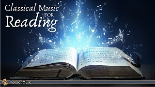 Classical Music for Reading - Piano Solo Reading Music