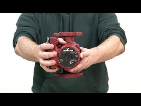 Grundfos UP15-42F Circulator Pump