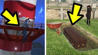 GTA 5 - Where Does Michael Get Buried after the Final Mission?