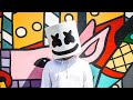 Marshmello DJ hoodie unboxing ( not really ) PUPPET ME!😵😵😵