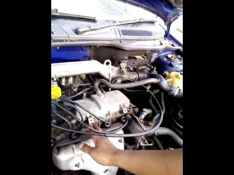 Renault Megane Sparkplugs