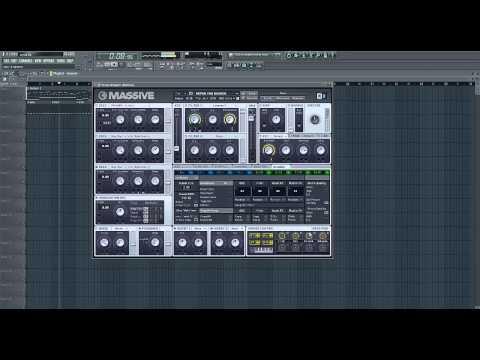 [FREE DOWNLOAD] NI Massive - Armin van Buuren trance synth