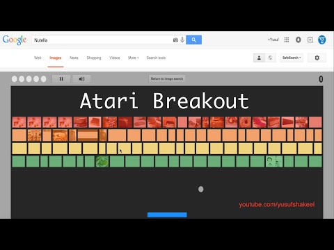 Google Images   Atari Breakout Game
