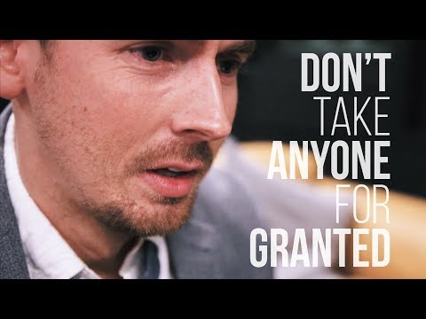 Before You Take Someone For Granted - WATCH THIS | by Jay Shetty | XoXo