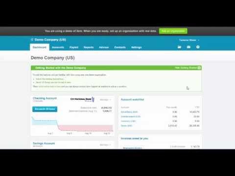 Xero Accounting   Adding a Logo to Your Invoice