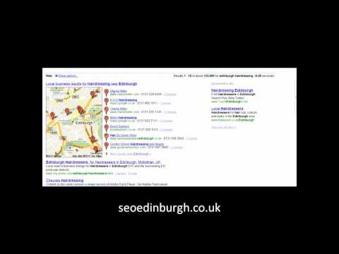 How to rank on the first page of Google by optimising Google Maps & Google Places Pages