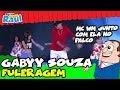 "GABYY SOUZA CANTA ""FULERAGEM"" COM MC WM NA TURMA DO VOVÔ RAUL!"