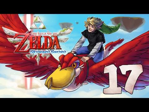 Let's Replay Zelda Skyward Sword [German][Helden-Modus][#17] - In schwarz gekleidete Person!