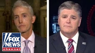 Gowdy: Strzok is the only one who doesn