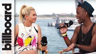 "Hayley Kiyoko: Acting v Songwriting ""I Was Born to do Music""   Billboard Hot 100 Fest 2016"