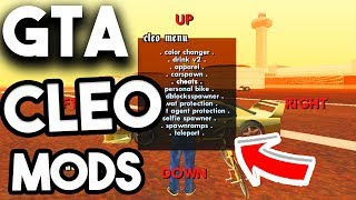 gta san andreas all cleo mods android download Videos - 9tube tv