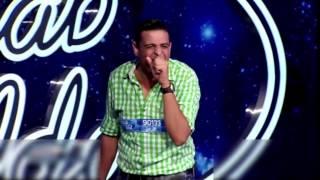 محمد الحوري -ضحك بلا حدود Arab Idol2017