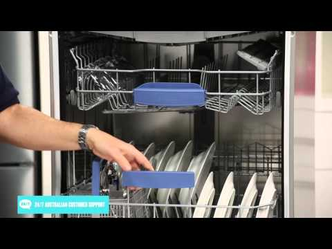 Bosch SMS68M38AU Dishwasher reviewed by product expert - Appliances Online