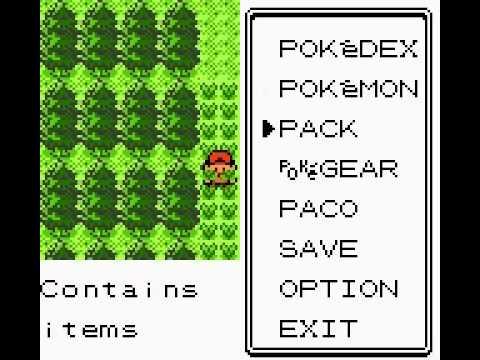 Infinite items / Item mutation glitch (Generation II)