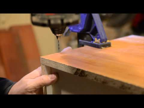 Melamine custom cabinet