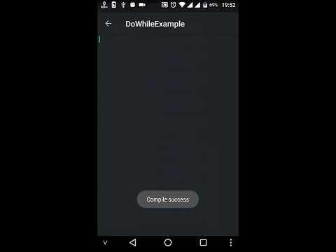 Install Java N- IDE - Java on Android