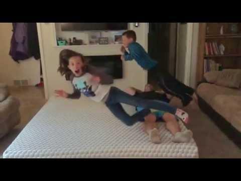 Layla Sleep Mattress - Funny!