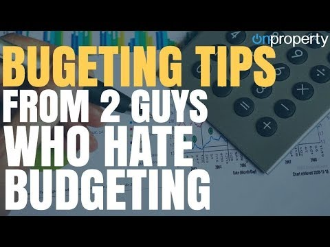 Budgeting Tips From 2 Guys Who Hate Budgeting (Ep496)