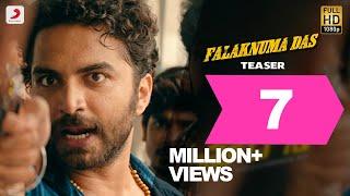 Falaknuma Das Official Telugu Teaser | Vishwak Sen | Vivek Sagar | Tharun Bhascker