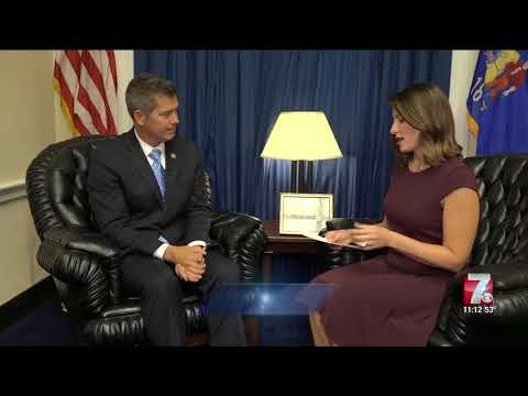 Sean Duffy on Hurricane Relief Efforts in Puerto Rico