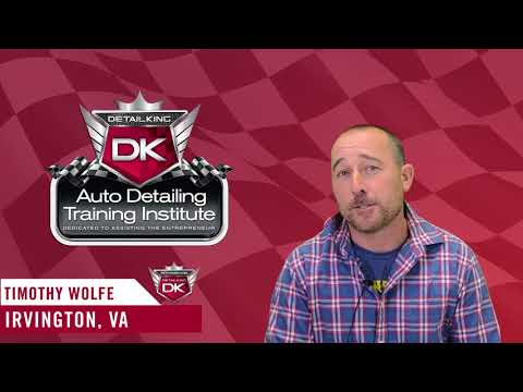 Detail King Student Review - Tim Wolfe - March 2018