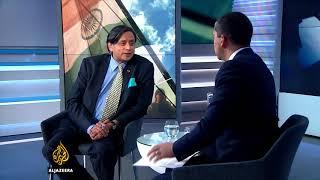 UpFront - Dr. Shashi Tharoor stunned Mehdi Hasan on Al Jazeera