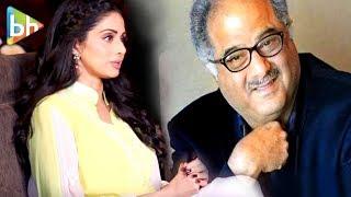 Sridevi REVEALS Why She Didn't Meet Boney Kapoor For 3 Months | Akshaye Khanna | Mom