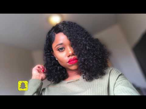 WASH DAY ROUTINE FOR CURLY WIGS OR WEAVE - Make Your Old Wig Look BRAND NEW !| WowAfrican