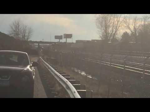 Amtrak Vermonter 56 Through Hartford, CT