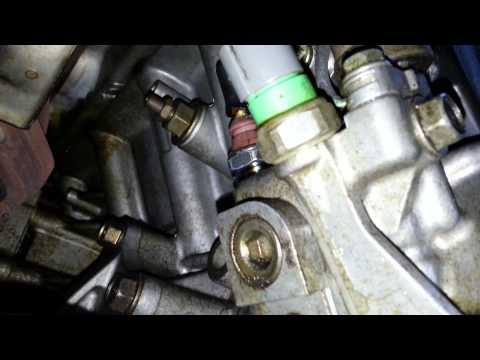 Oil pressure switch on a 1999 Honda Accord V6 don't forget to click like