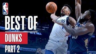 NBA's Best Dunks   2018-19 Season   Part 2